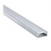 1m Surface Aluminium Profile Light Pack