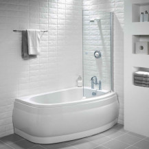 Stansbury 1500 x 895 Right Hand Bath & Panel Pack