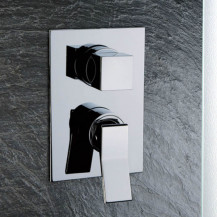 Tazia 5 Outlet Manual Concealed Shower Valve