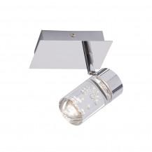 Felix Bubble single light LED Spot Chrome