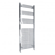 Beta Heat 1700 x 600mm Straight Chrome Heated Towel Rail