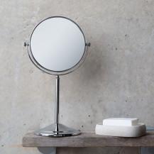 Round 150mm 5 x Magnifying Pedestal Mirror