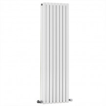 Nevada Beta Heat 1600 x 480mm Double Panel White Radiator