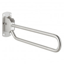 Folding Grab Bar Stainless Steel
