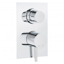 Elio 3 Outlet Manual  Concealed Shower Valve
