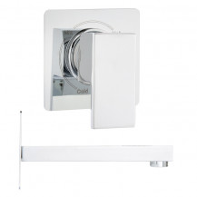 Adona Wall Mounted Basin Mixer