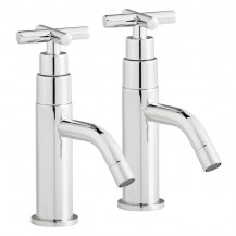 Mirella Bath Pillar Taps