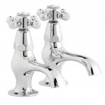 Appleby Traditional Basin Pillar Taps