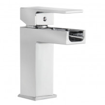 Adona Waterfall Basin Mixer with pop up