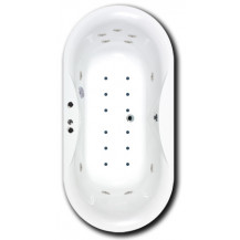 Divino Inset Hydrotherapy Bath 1850mm x 900mm