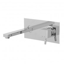 Latzio Wall Mounted Basin Mixer