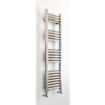 Venetian 1200 x 300 Aluminium Heated Towel Rail