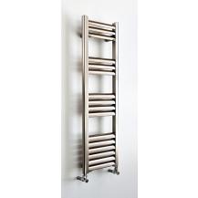 Venetian 1000 x 300 Aluminium Heated Towel Rail