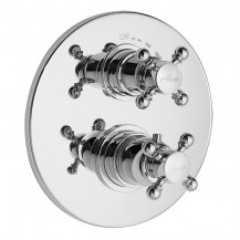 Forbes 1 Outlet Thermostatic Concealed Shower Valve