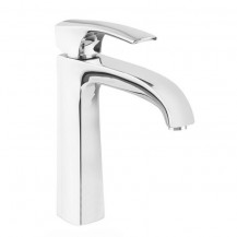 Fina Basin Mixer with pop-up