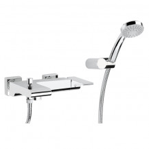 Loreto Wall Mounted Bath Shower Mixer