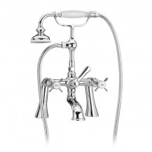 Hatton Traditional Bath Shower Mixer