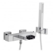 Adona Wall Mounted Thermostatic Bath Shower Mixer