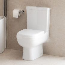 Micro™ Short Projection Toilet and Seat