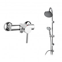 Nico Shower Kit with Valve
