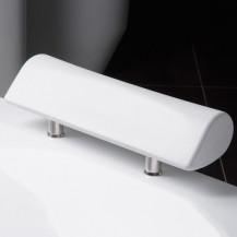 Straight Bath Headrest