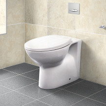 Sofia Back to Wall Toilet & Soft Close Seat