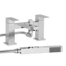 Cube Bath Shower Mixer