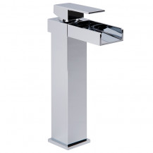 Sanctuary Waterfall Extended Basin Mixer Tap