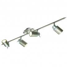Nero Brushed Chrome Bar Spotlight 180(H) 870(W) 100(D)
