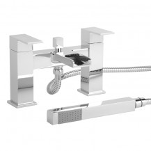 Quadra™ Waterfall Bath Shower Mixer Tap