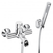Focus Wall Mounted Bath Shower Mixer