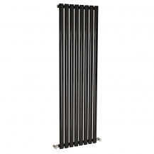 Nevada Beta Heat 1600 x 480mm Single Panel Black Radiator
