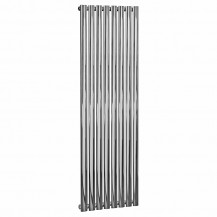 Nevada Beta Heat 1600 x 480mm Single Panel Chrome Radiator