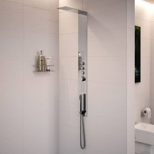 Trembor Luxury Thermostatic Shower Tower Panel