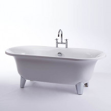 Luxury 1750 x 790 Double Ended Bath