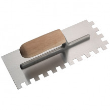 12mm Professional Notched Trowel