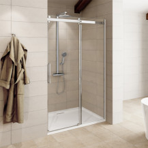 Aquafloe™ Elite ll 8mm 1400 Frameless Sliding Door
