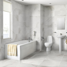 1700 Cova Complete Bathroom Suite