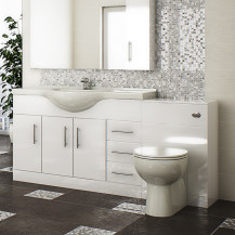 Windsor™ 120 White Combination Unit