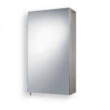 Stainless Steel Mirrored Single Door Cabinet 550(H) 300(W) 140(D)
