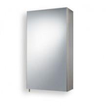 Stainless Steel Mirrored Single Door Cabinet 550(H) 300(W) 140(D)