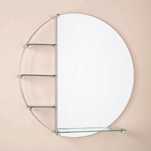 Orion Bathroom Mirror 800(H) 800(W)
