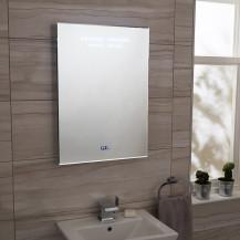 Zephyr Illuminated LED Mirror