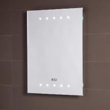 Pisces Illuminated LED Mirror 700(H) 500(W)