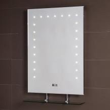Scorpio Illuminated LED Mirror 700(H) 500(W)