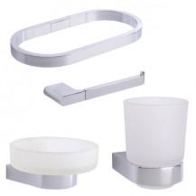 Santos Bathroom Accessory Pack
