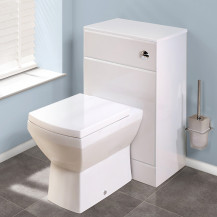 Windsor Back to Wall Unit & Tabor Toilet