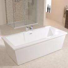 Zenith Luxury 1780 x 820 Freestanding Bath