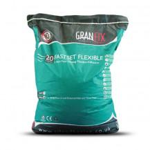 Granfix Fast Set Flexible 20kg Adhesive