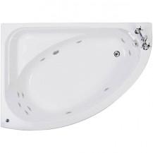 Vienna 1500 x 1050 Left Hand 11 Jet Whirlpool Bath